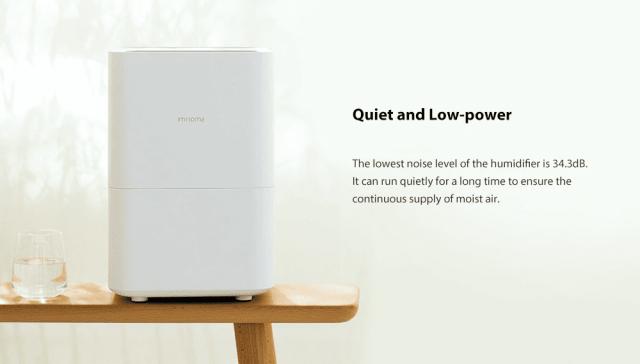 Xiaomi Smartmi Air Humidifier Power