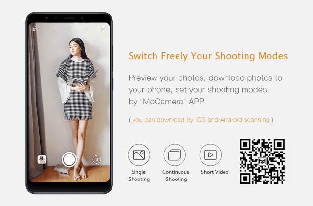 Xiaomo Action Camera App