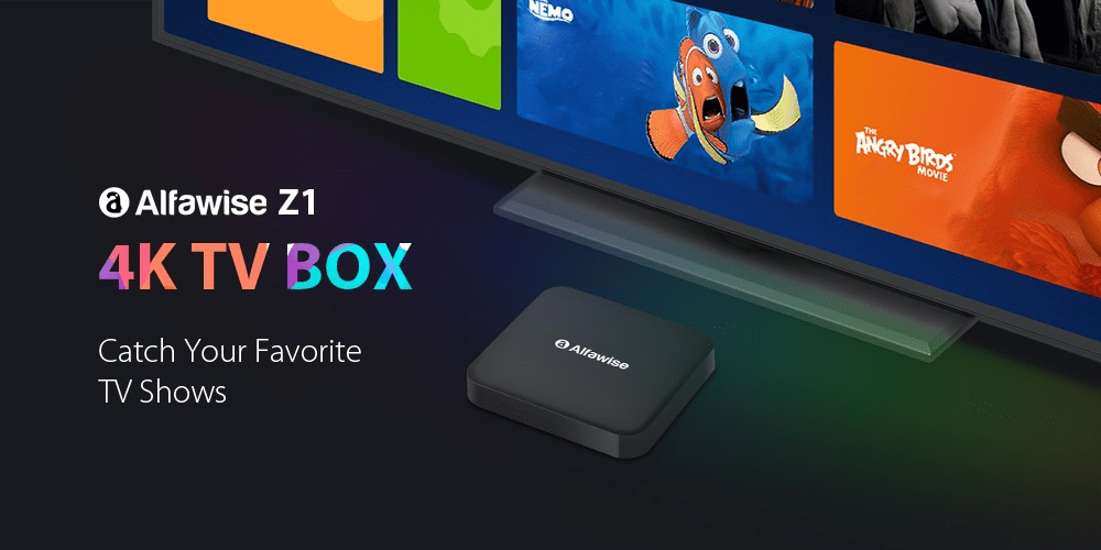 Buy Now] Alfawise Z1 Review: Android Smart TV Box