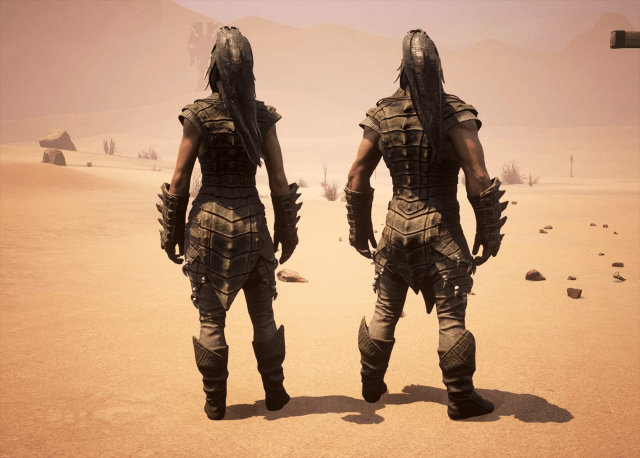 Conan exiles best weapon New armor