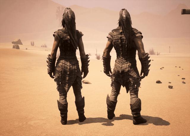 Conan exiles cold weather gear
