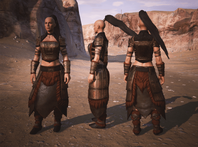 Conan exiles best weapon Specialized set of gear