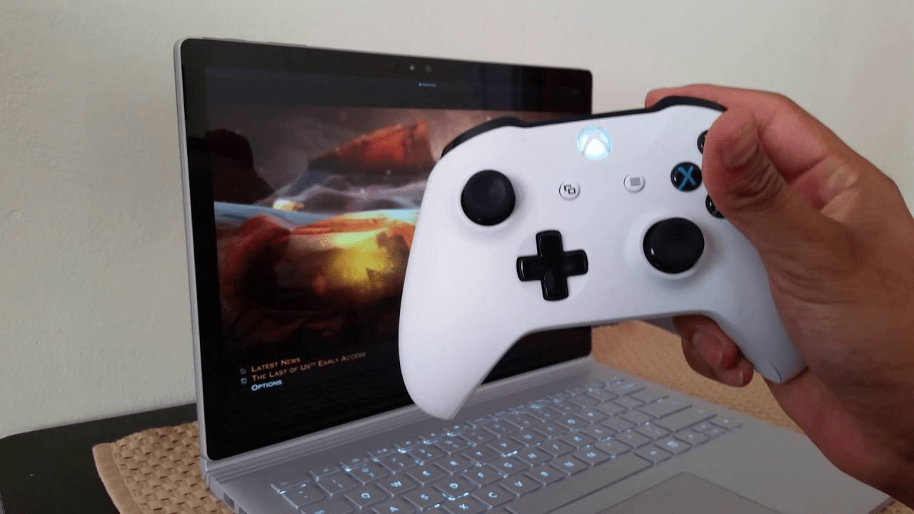 how to hook up an xbox one controller to your computer