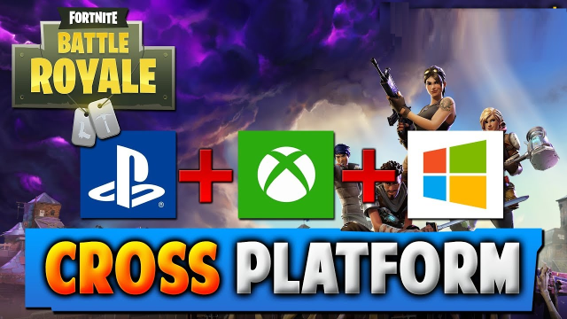 How to get Fortnite on iOS Cross Platform