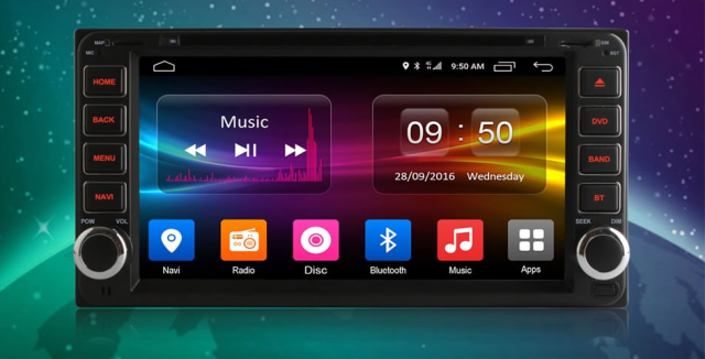 Ownice S7003C Universal Android Car DVD Player