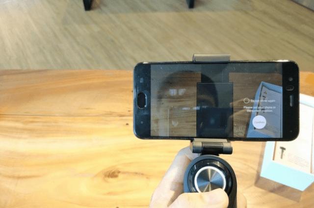 Pinlo M1C Camera Stabiliser Ports