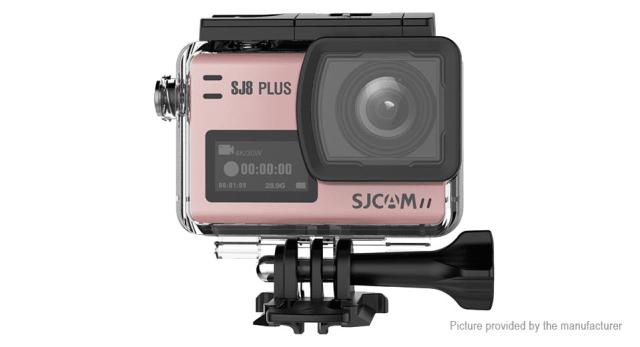 SJCAM SJ8 Plus Design