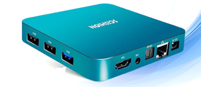 Scishion AI One Android 8.1 TV Box Verdict