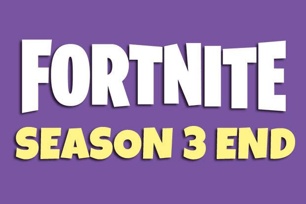 Season 3 end