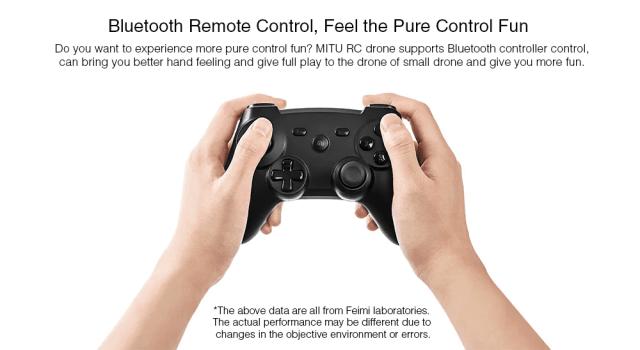 Xiaomi MITU Mini RC Drone Remote controlled