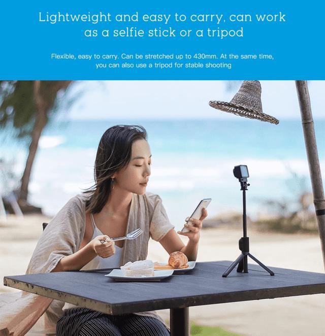 Xiaomi XXJZPG01YM Bluetooth Selfie Stick Lightweight