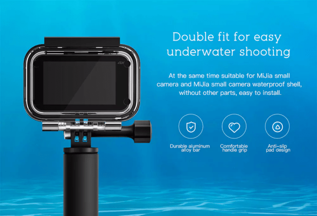 Xiaomi XXJZPG01YM Bluetooth Selfie Stick Waterproof Shooting