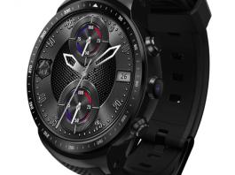 Zeblaze Thor Pro 3G Smartwacth Design and look