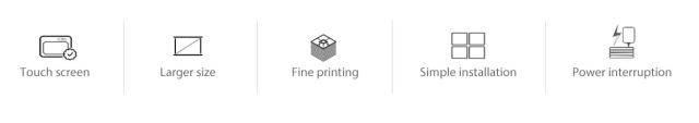 Alfawise U 20 Large Scale DIY 3D Printer Overview