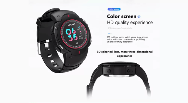 DTNO.I F13 Smart Watch Display