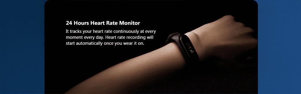 Xiaomi Mi Band 3 Heart Rate Monitor