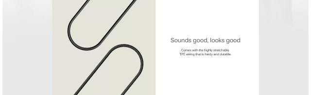 Xiaomi QTEJ03JY Hybrid Earphones Attractive