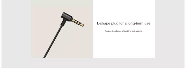 Xiaomi QTEJ03JY Hybrid Earphones Plug