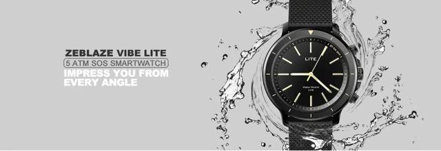 Zeblaze VIBE LITE Smart Watch Look