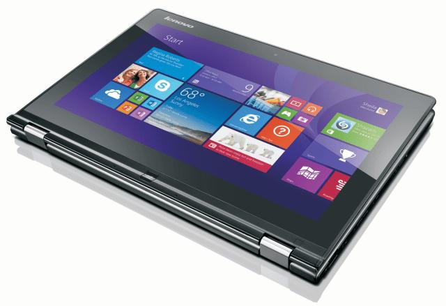 Lenovo Yoga 2 Review
