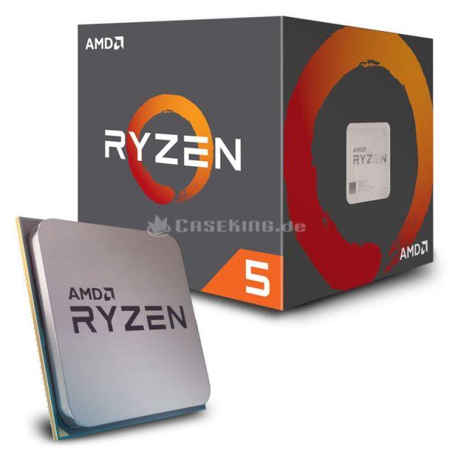 Best Budget CPU AMD Ryzen 5 1500x