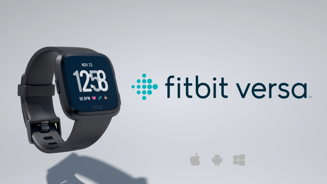 Fitbit Versa vs Apple Watch Health Features