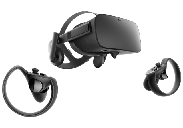 Htc Vive vs Oculus Rift Intro Oculus Rift