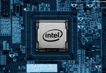 Intel Processor List