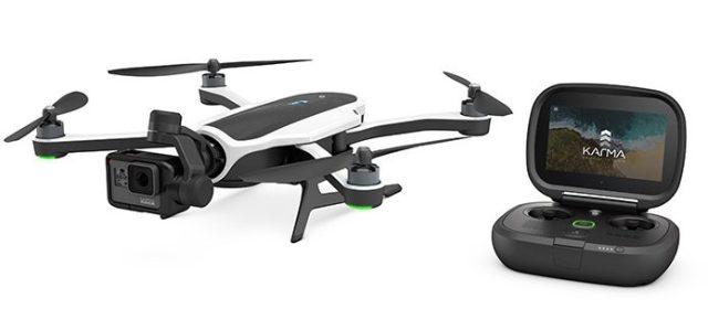 gopro karma drone Great Handheld Stabilizer