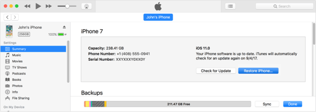 How to Unlock iPod Fix