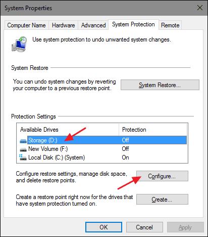 How to fix error 42 Fix 1 System Restore
