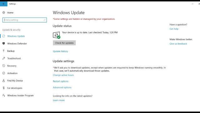 how to fix ERROR 60 Fix 3 WIn updates