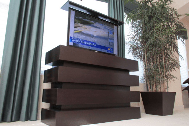 Build A TV Lift Cabinet