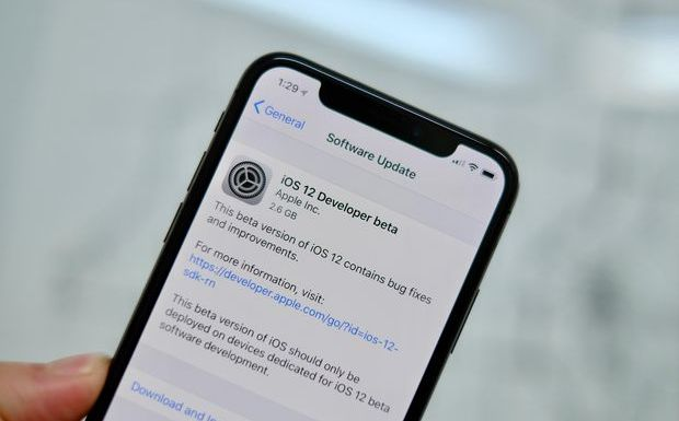 How to Resolve iOS 12 Update Issues