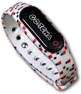 Go-Tcha LED Touch Screen Wristband