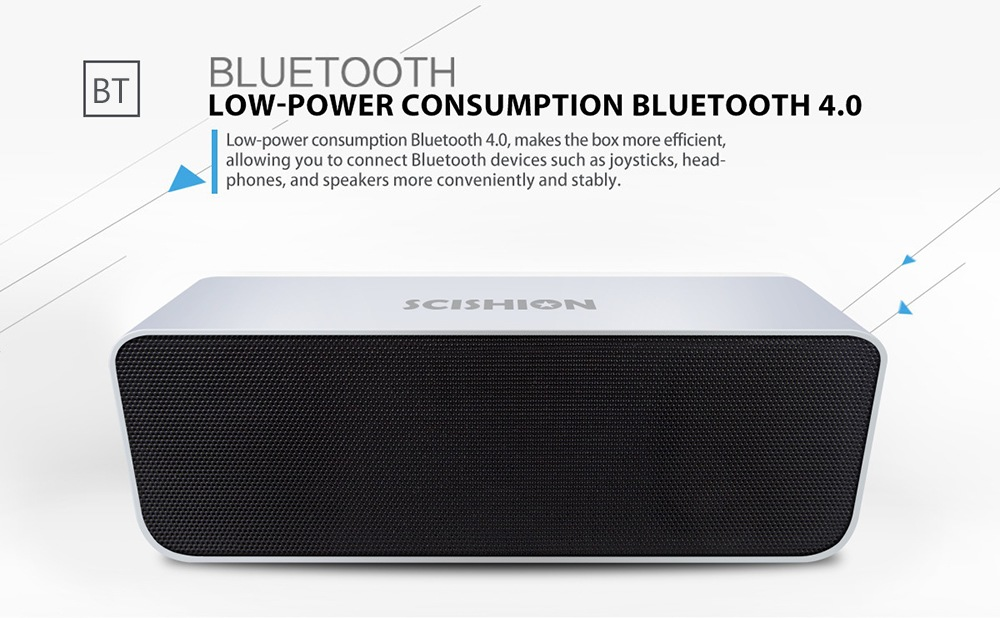 SCISHION Magic One Soundbar Bluetooth