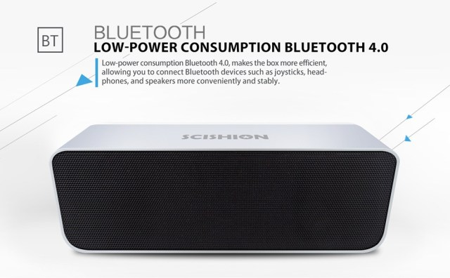 SCISHION Magic One Soundbar Bluetooth