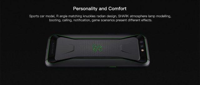 Xiaomi Black Shark SKR H0 Design