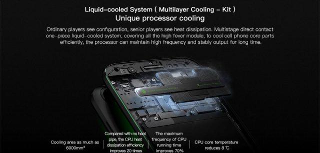 Xiaomi Black Shark SKR H0 Processor