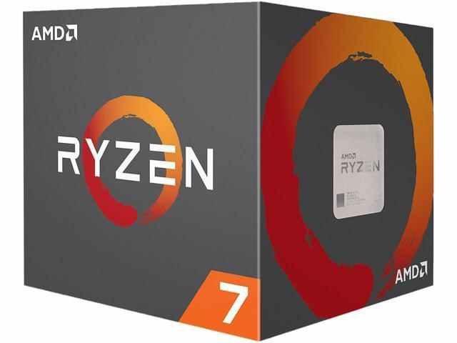 Best AMD CPU Ryzen 7
