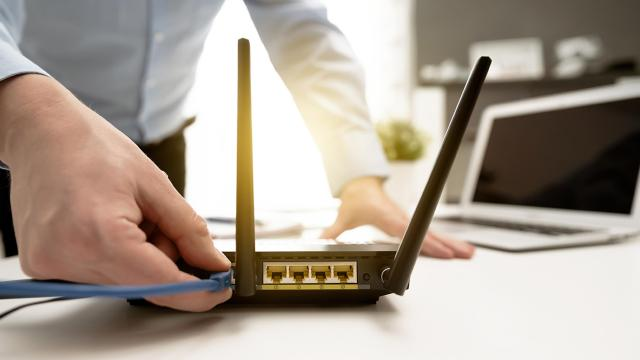 How to Connect Your Home Phone to a WIFI Router