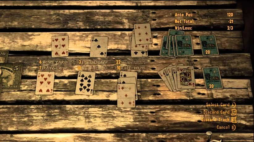 How to Play Caravan Fallout New Vegas Building deck