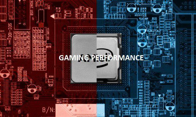 Intel vs. AMD Processor gaming