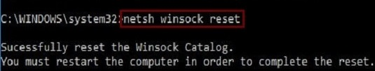 Netsh-Winsock-reset Error 1068 The Dependency Service or Group Failed to Start An Attempt was Made to Logon But the Network Logon Service was not Started