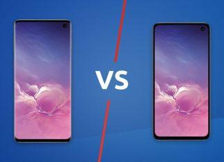 S10 vs S10E