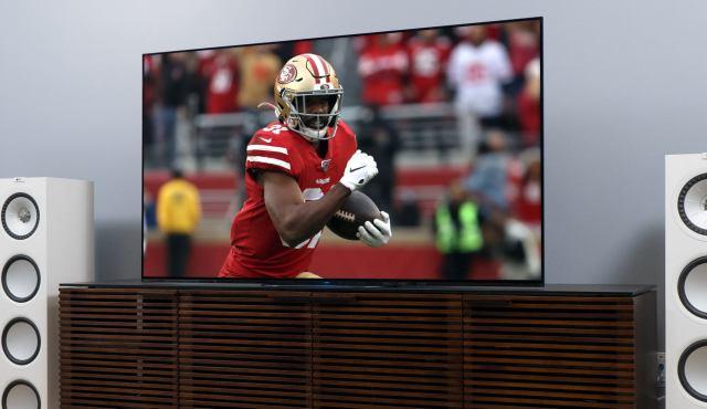 The Best 4K TVs for Super Bowl 2021
