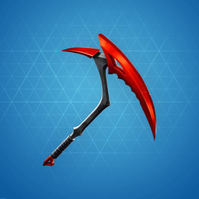 Crimson scythe Fortnite Leaked Skins