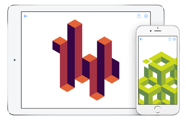 Isometric Best Architecture Apps