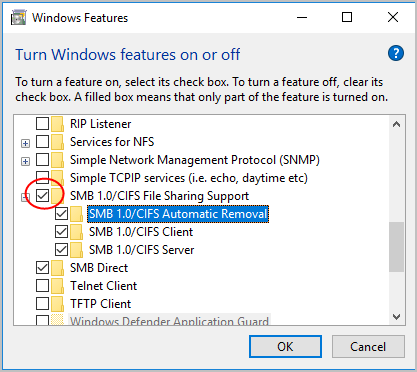 The Specified Network Name is No Longer Available