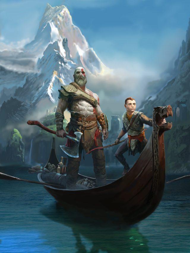 Master Kratos & Atreus